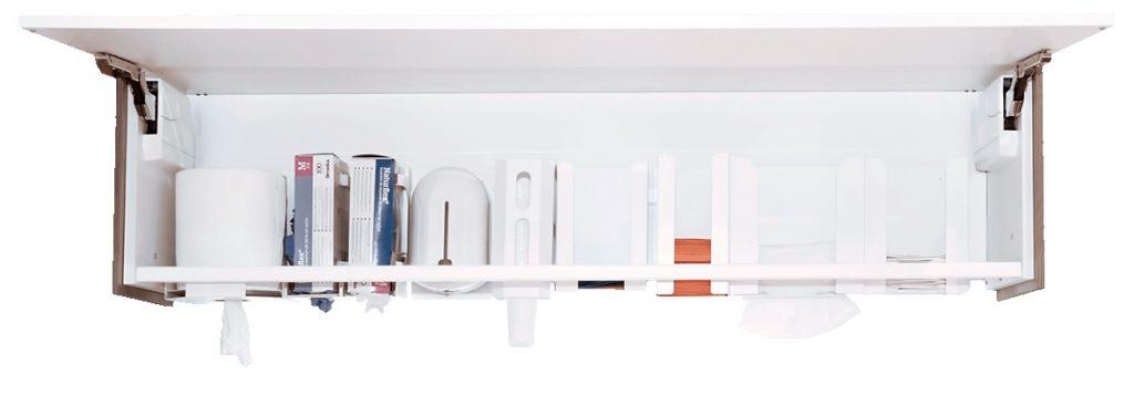 mobile medical cabinet